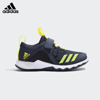 【大牌价:289元】阿迪达斯Adidas童鞋2019夏季新款男童运动鞋中大童休闲透气跑步鞋(5~15岁可选)D9663