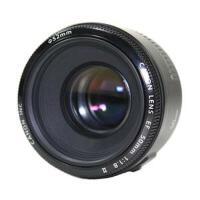 佳能(Canon)EF 50mm f/1.8 STM 三代 小痰盂 定焦人像镜头 官方标配