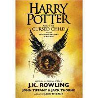 英文原版 哈利波特 Harry Potter and the Cursed Child: Parts One and