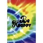预订 Be Happy: Notebook Journal Composition Blank Lined Diary