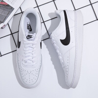 Nike耐克男鞋COURT�\�有�低�湍湍バ蓍e鞋板鞋CD5463-101