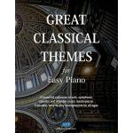 预订 Great Classical Themes for Easy Piano [ISBN:978096713411