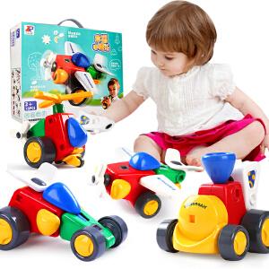 【满200减100】小鲁班 军事系列拼装乐高积木豪华陆军总部 儿童益智拼插积木玩具模型