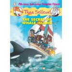 Thea Stilton #1: The Secret of Whale Island ISBN:9781597074