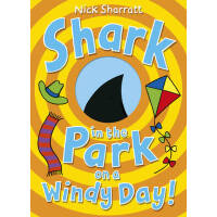 【�A�】Shark in the Park on a Windy Day! 9780552573108