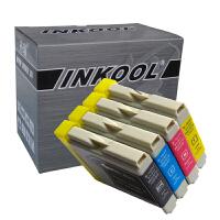 INKOOL兄弟墨盒LC960系列四套MFC240C/3360C/DCP330C/FAX2480C