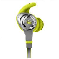 【当当自营】MONSTER/魔声iSport Intensity BT 爱运动 无线蓝牙运动耳机 带耳麦手机耳机 入耳式运动耳机 绿色