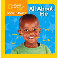 National Geographic Kids Look and Learn: All About Me 美国《国家