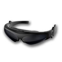 索颖HD922树脂虚拟增强现实智能眼镜3D视频眼镜游戏头盔VR眼镜一体机