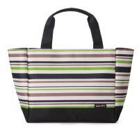 得力5825单层爱心便当袋 230*130*190mm 双层手提拎袋 购物袋