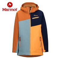 Marmot/土�苁�敉馇锒�滑雪�S媚型�防�L防��水保暖滑雪服