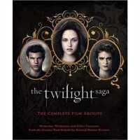 暮光之城英文原版 The Twilight Saga: The Complete Film Archive: Memories, Mementos, and Other Treasures from