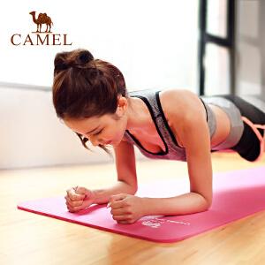 camel骆驼运动瑜伽垫 初学者加厚加宽加长防滑健身垫男女