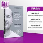 【中商原版】乔纳森传 英文原版Jony Ive: The Genius Behind Apple's Greatest