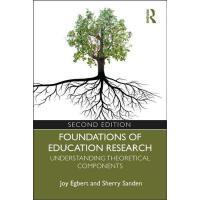 【预订】Foundations of Education Research 9781138321038