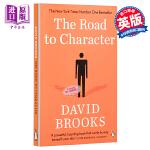【中商原版】品格之路 英国原版 The Road to Character David Brooks Penguin