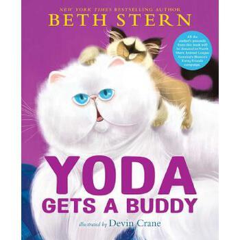 【预订】Yoda Gets a Buddy 预订商品,需要1-3个月发货,非质量问题不接受退换货。