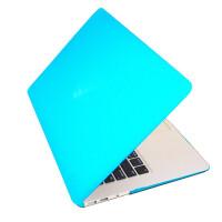 ikodoo爱酷多 Macbook air13.3英寸苹果笔记本保护壳 磨砂壳 透蓝