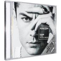 正版 马克西姆Maksim Mrvica:游弋黑白Mezzo E Mezzo CD+歌词本