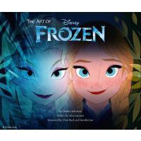 预订 英文原版 冰雪奇缘 精装大开本画册 The Art of Frozen