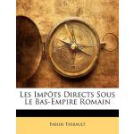【预订】Les Impots Directs Sous Le Bas-Empire Romain