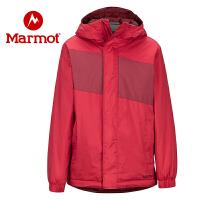 Marmot/土拨鼠2020新款户外防风防水保暖男童轻薄棉服