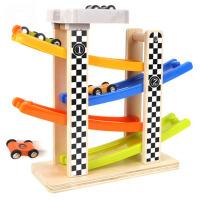 宝宝玩具车模型小汽车早教轨道宝儿1-2周岁3岁儿童玩具男孩