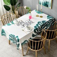 pvc桌布防水防油免洗桌�|北�W�F代��s家用茶��|格子�_布