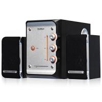 Edifier/漫步者 E3100多媒体电脑音箱 2.1桌面木质低音炮 笔记本音响