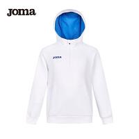 JOMA荷马男童WAVE水手军团针织套头卫衣儿童运动连帽卫衣满200减40