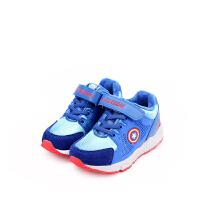 【159元任选2双】迪士尼童鞋冬季男童休闲运动鞋小童 VA3856