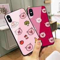 新年小圆脸猪苹果8plus手机壳网红iPhone6s本命年个性创意卡通7情侣少女6猪年明星同款x防摔xs mas潮男x