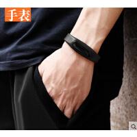 街头健身手环 微信运动手表同步智能 跑步计步器记步来电提醒学生