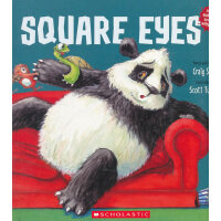 Square Eyes(with CD) 方块眼(带CD) ISBN9789810943523