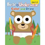 Bear in Underwear: Color and Draw ISBN:9781609053970
