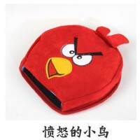 暖手鼠标垫 保暖鼠标垫 可爱加热发热 USB暖手鼠标垫 愤怒的小鸟