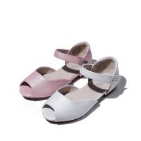 【159元任选2双】思加图童鞋儿童凉鞋夏季中小童时尚凉鞋单鞋