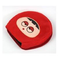 暖手鼠标垫 保暖鼠标垫 可爱加热发热 USB暖手鼠标垫 小屁孩