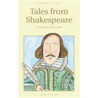 英文原版 莎士比亚 Tales from Shakespeare