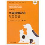 犬猫疾病诊治彩色图谱 第二版(动物疾病诊治彩色图谱经典)