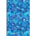 预订 Journal: Blue Dot Confetti Journal, Diary or Notebook, L