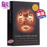 【中商原版】哥德尔 艾舍尔 巴赫:集异璧之大成 英文原版 英文版 Godel, Escher, Bach 社会科学