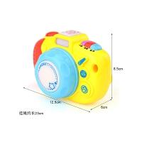 宝宝音乐照相机玩具 儿童玩具相机有拍照声音迷你1-2-3