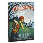【中商原版】纽伯瑞奖 送埃莉诺回家 英文原版 Doll Bones 考验友谊和勇气的魔幻之旅 世界儿童文学 青少年课外