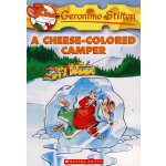A Cheese Colored Camper(Geronimo Stilton #16)老鼠记者16ISBN9780439691390