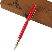 永生钢笔学生练字正姿书法暗包尖女生钢笔 透明盒