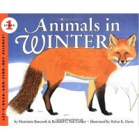Animals in Winter (Let's Read and Find Out) 自然科学启蒙1:冬天里的动物们