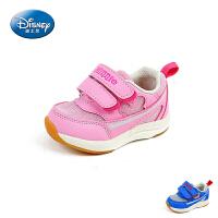 【99元任选3双】迪士尼童鞋男童女童休闲运动鞋宝宝鞋 HS0867