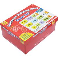 Little Red Tool Box:Sentence-Building Tiles Super Set 词汇造句写