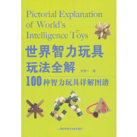 世界智力玩具玩法全解――100种智力玩具详解图谱